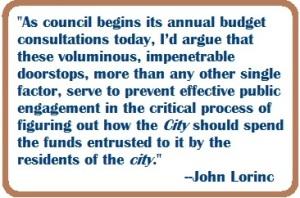 Lorinc quote