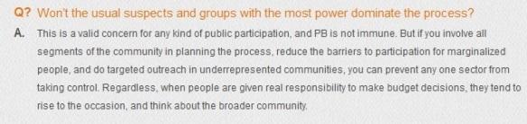 PB FAQ