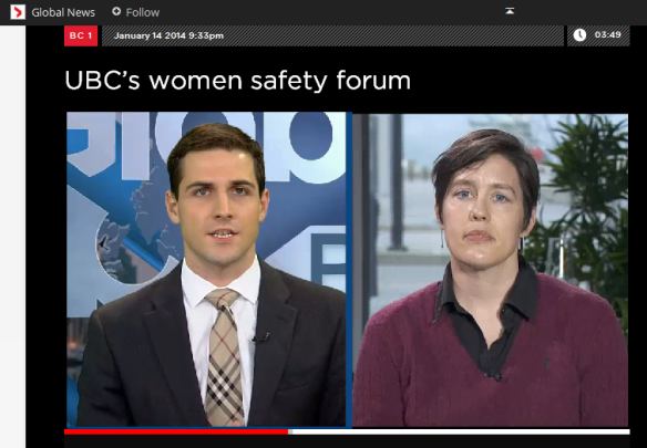 Global news safety forum